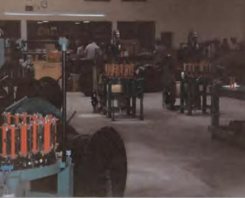 Proyecto Forja de latón AESA COFLEX en México