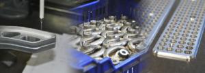 Piezas forja aluminio automoción AESA