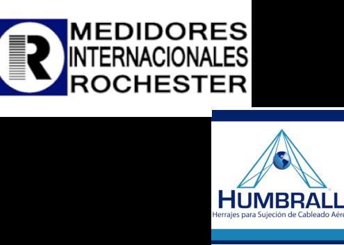Logo ROCHESTER y HUMBRALL proyectos AESA en México