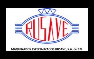 Logo RUSAVE proyectos AESA en México