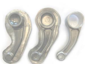 Pieza forja aluminio AESA