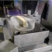 Proceso de forja en caliente